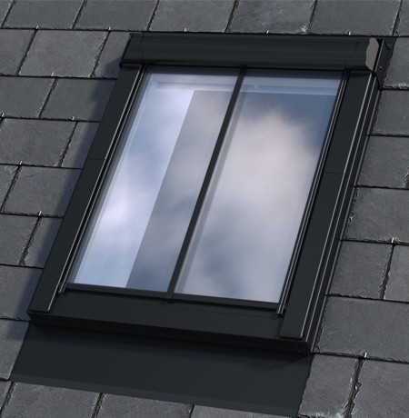 Keylite Clear Lacquered Pine Centre Pivot Roof Window - Conservation Hi-Therm - CWTCP HT