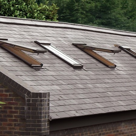 Keylite White Painted Pine Centre Pivot Roof Window - Conservation Thermal - CWWCP T