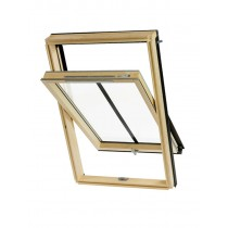 Dakea Better Vintage Centre pivot slim frame roof window