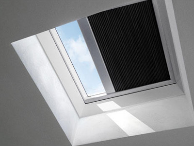 Flat Roof Window Blinds