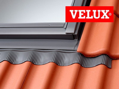 VELUX flashings and installation kits